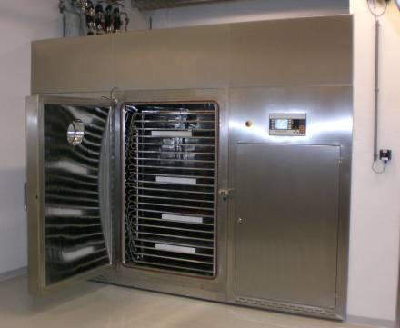 Vakuumtrockner für Labor und Produktion