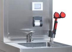 Waschwassersterilisator für Labor, Tests und Produktion