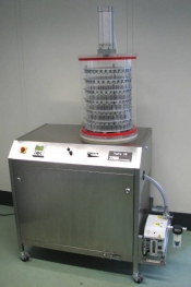 freeze dryer VaCo 10
