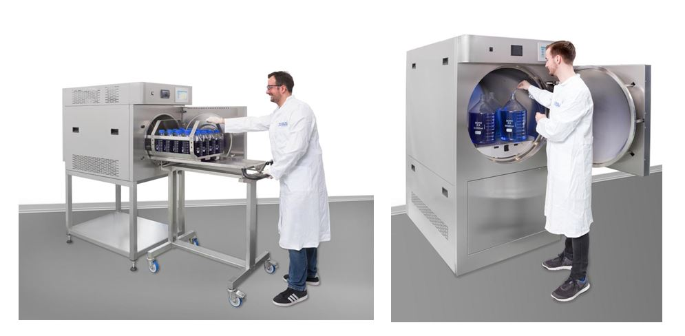 Autoclaves - highest quality - Made in Germany